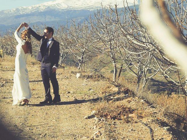 La boda de Jose y Josefina en Maria, Almería 3