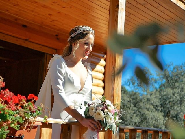 La boda de Jose y Josefina en Maria, Almería 15