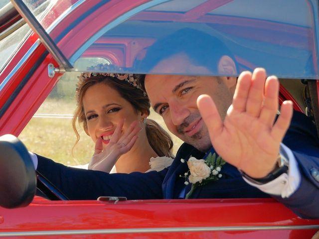La boda de Jose y Josefina en Maria, Almería 16