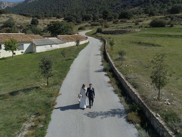 La boda de Jose y Josefina en Maria, Almería 17