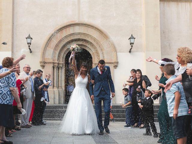La boda de Vanessa y Francisco Javier