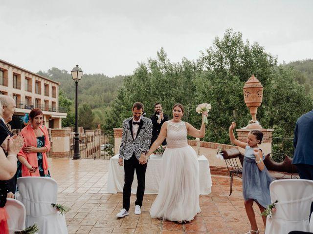La boda de Jordi y Helena en Vandellos, Tarragona 1