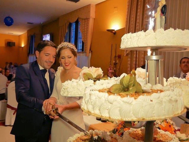 La boda de Jose y Josefina en Maria, Almería 19
