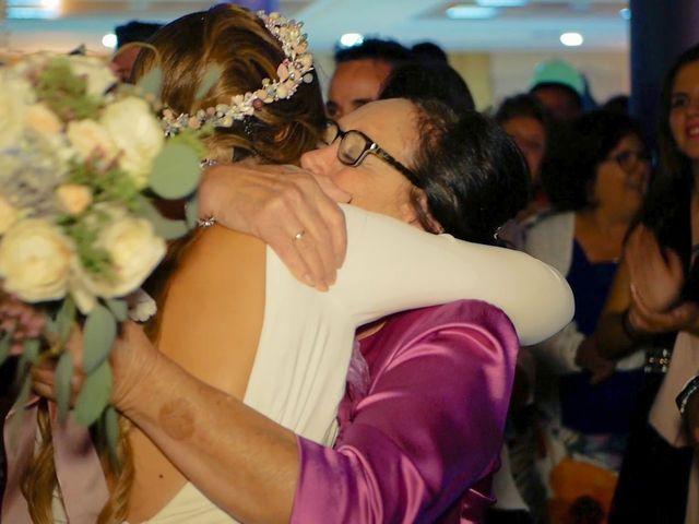 La boda de Jose y Josefina en Maria, Almería 21