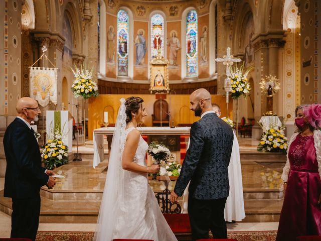 La boda de David y Beatriz en Castelló/castellón De La Plana, Castellón 5