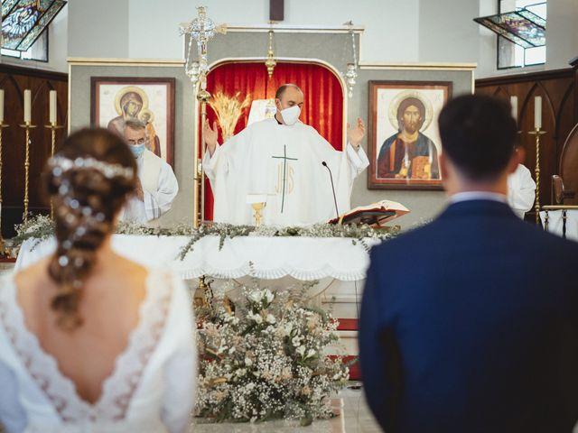 La boda de Luiggi y Clara en Málaga, Málaga 3