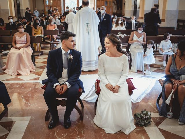 La boda de Luiggi y Clara en Málaga, Málaga 5