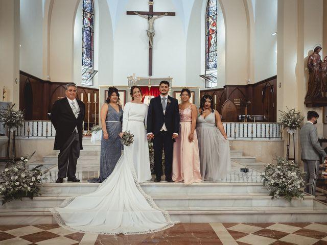 La boda de Luiggi y Clara en Málaga, Málaga 11