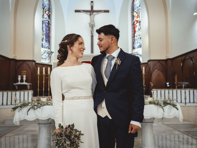 La boda de Clara y Luiggi