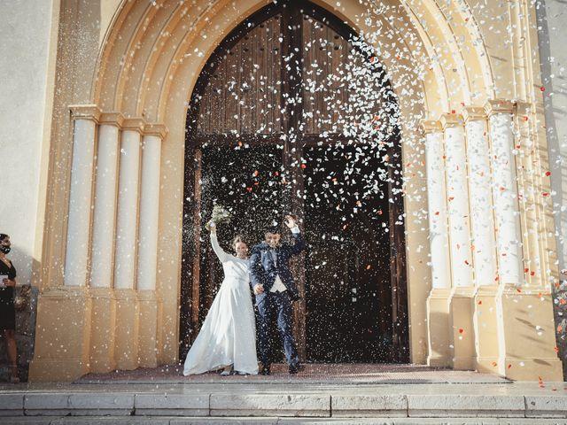 La boda de Luiggi y Clara en Málaga, Málaga 14