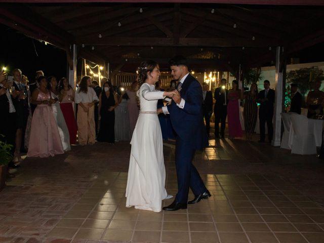 La boda de Luiggi y Clara en Málaga, Málaga 21