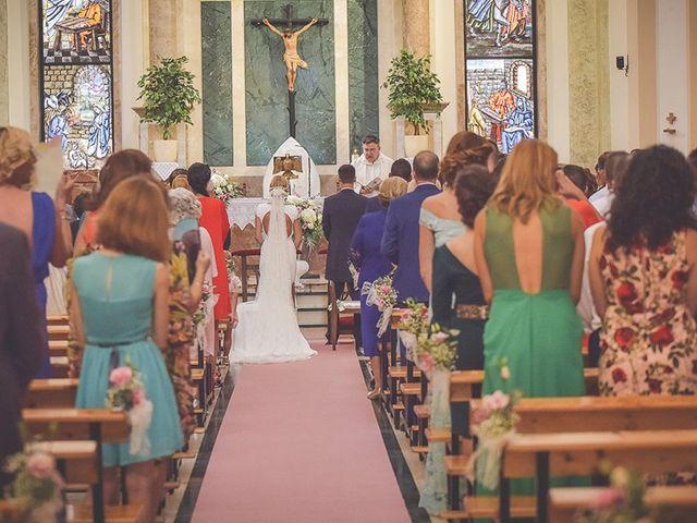 La boda de Luky y Cati en Aguilas, Murcia 7