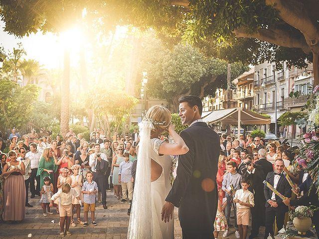 La boda de Luky y Cati en Aguilas, Murcia 8