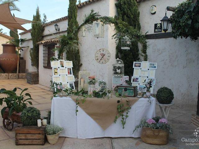 La boda de Luky y Cati en Aguilas, Murcia 9