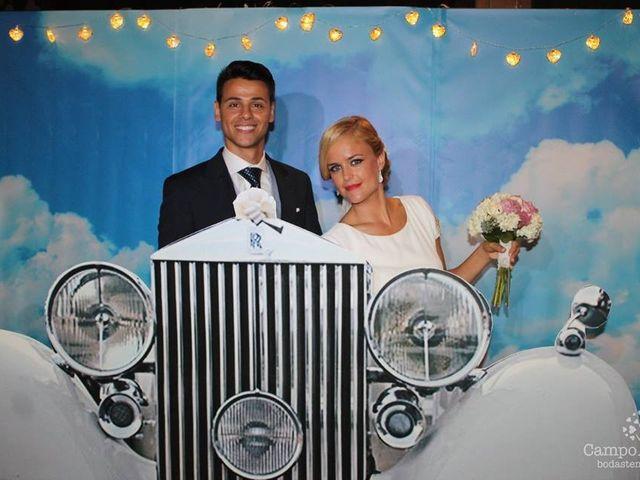 La boda de Luky y Cati en Aguilas, Murcia 13