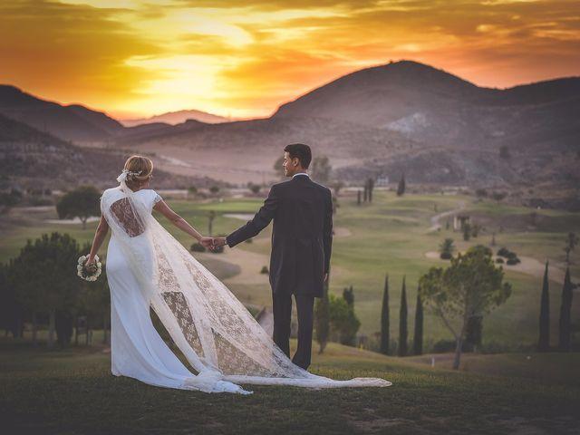 La boda de Luky y Cati en Aguilas, Murcia 16