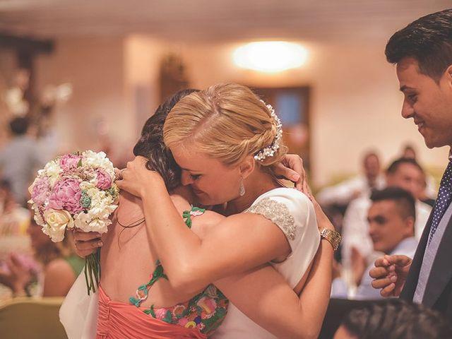 La boda de Luky y Cati en Aguilas, Murcia 28