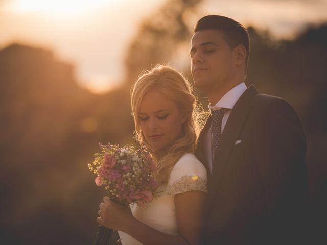 La boda de Cati y Luky