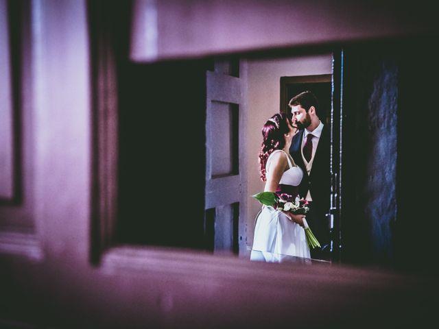 La boda de Pablo y Teresa en Almazan, Soria 1