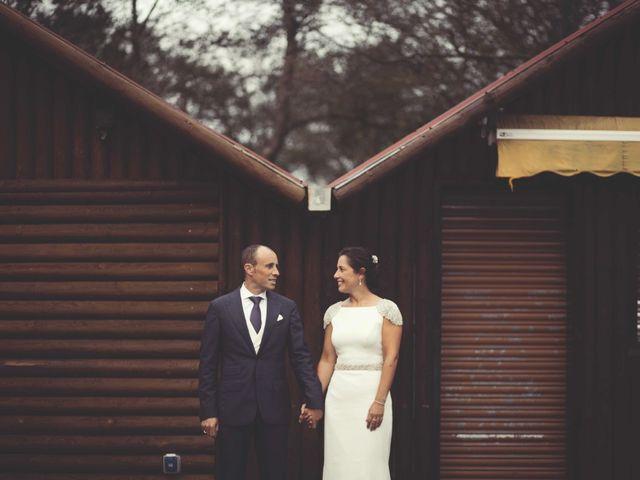 La boda de Aynara y Javi
