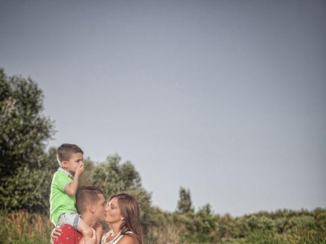 La boda de Alberto y Amanda en Alora, Málaga 11