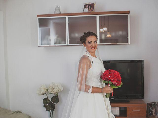 La boda de Alberto y Amanda en Alora, Málaga 15