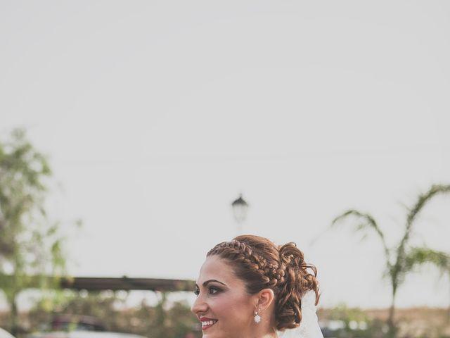 La boda de Alberto y Amanda en Alora, Málaga 20