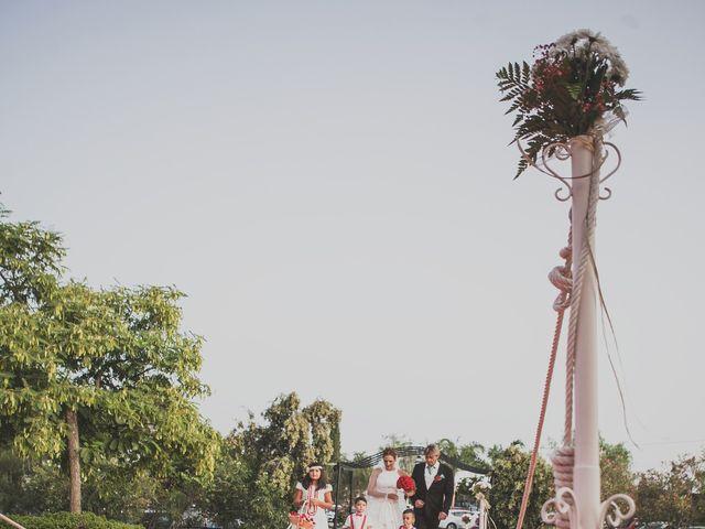 La boda de Alberto y Amanda en Alora, Málaga 22