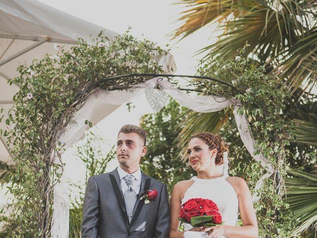 La boda de Alberto y Amanda en Alora, Málaga 23