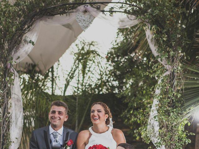 La boda de Alberto y Amanda en Alora, Málaga 24