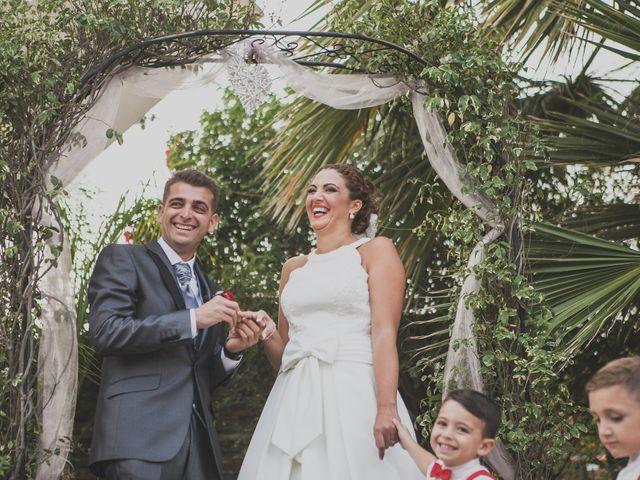 La boda de Alberto y Amanda en Alora, Málaga 27