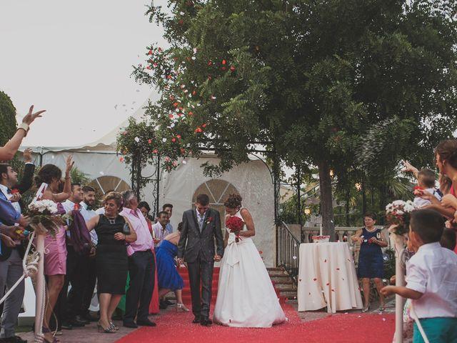 La boda de Alberto y Amanda en Alora, Málaga 28
