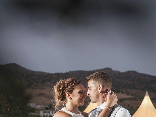 La boda de Alberto y Amanda en Alora, Málaga 31