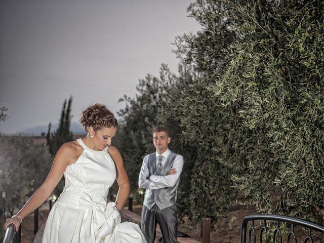 La boda de Alberto y Amanda en Alora, Málaga 33