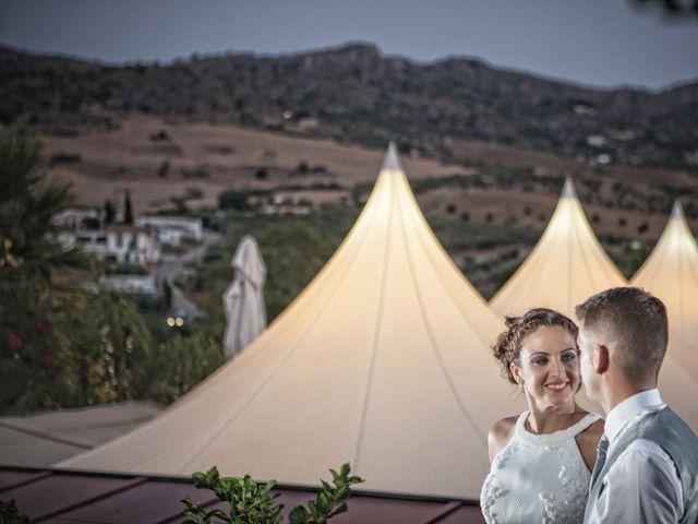 La boda de Alberto y Amanda en Alora, Málaga 34