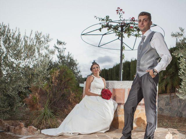 La boda de Alberto y Amanda en Alora, Málaga 35