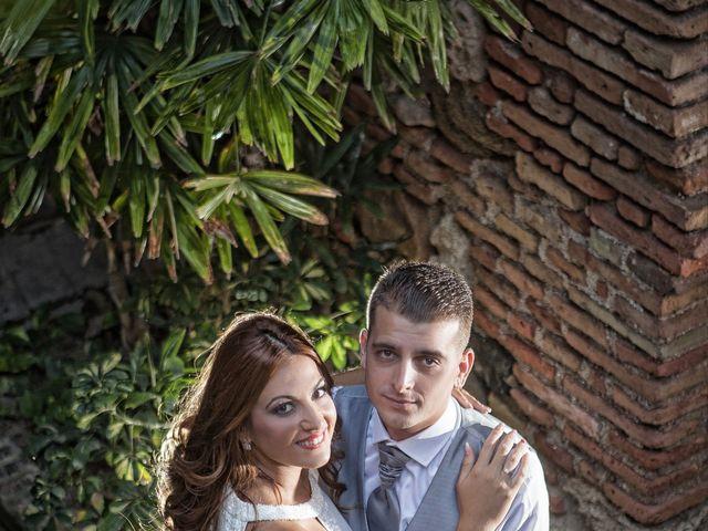 La boda de Alberto y Amanda en Alora, Málaga 36