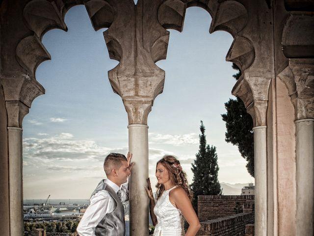 La boda de Alberto y Amanda en Alora, Málaga 38