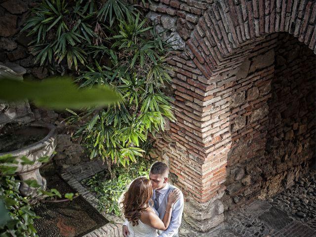 La boda de Alberto y Amanda en Alora, Málaga 39