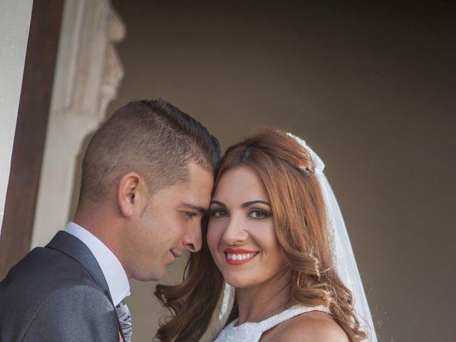 La boda de Alberto y Amanda en Alora, Málaga 44