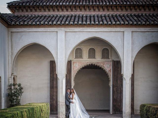La boda de Alberto y Amanda en Alora, Málaga 45