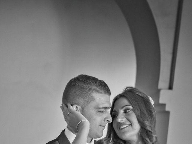 La boda de Alberto y Amanda en Alora, Málaga 46