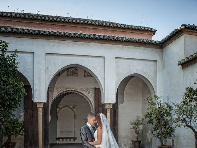 La boda de Alberto y Amanda en Alora, Málaga 48