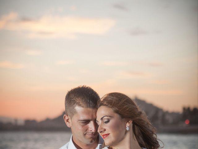 La boda de Alberto y Amanda en Alora, Málaga 55
