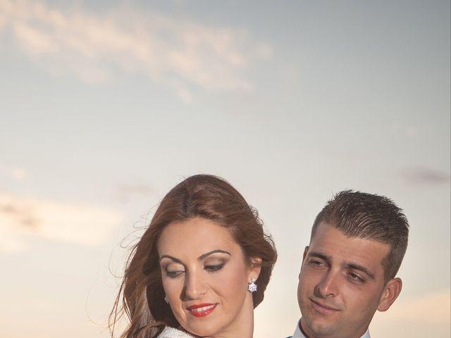 La boda de Alberto y Amanda en Alora, Málaga 57