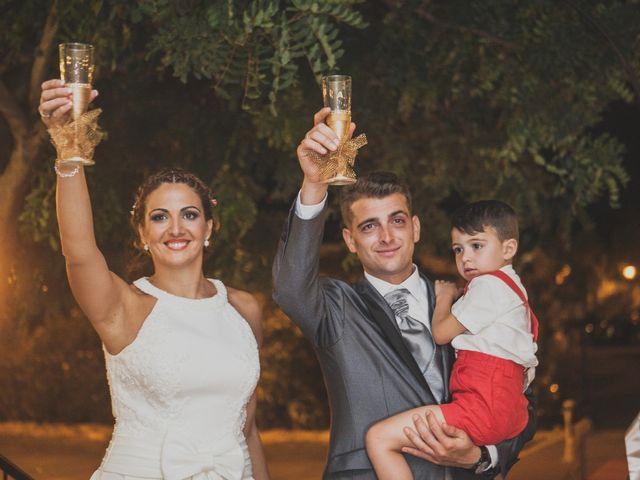 La boda de Alberto y Amanda en Alora, Málaga 60
