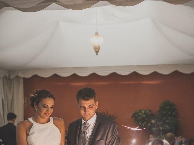 La boda de Alberto y Amanda en Alora, Málaga 61