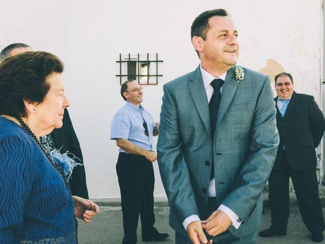 La boda de Julio y Carmen en Carrascosa Del Campo, Cuenca 16