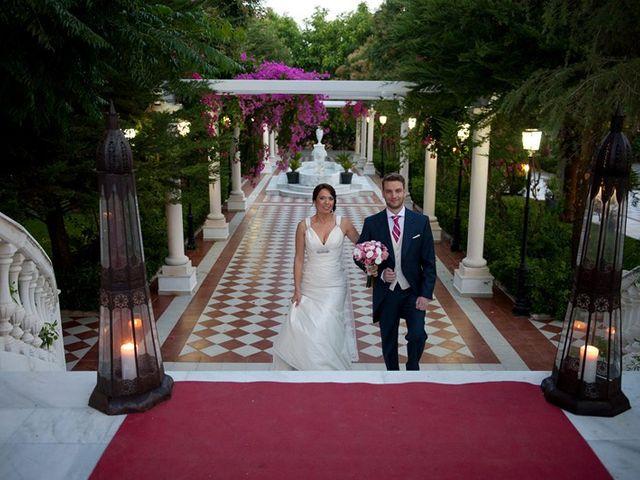 La boda de Roge y Mª José en Bormujos, Sevilla 3
