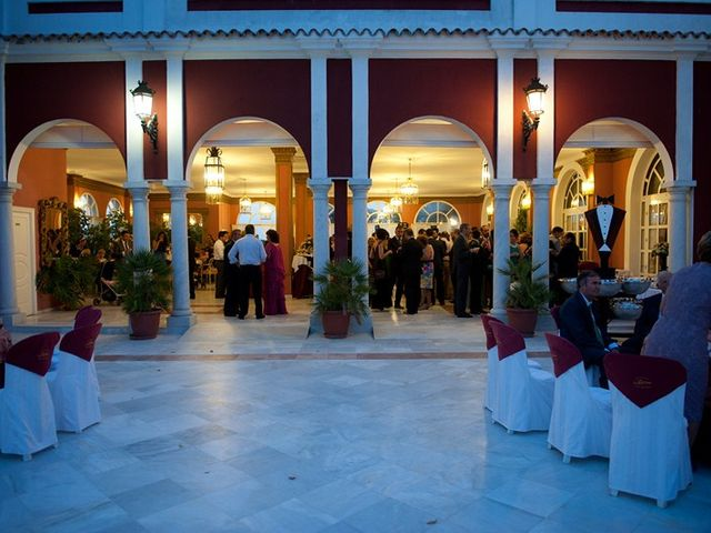 La boda de Roge y Mª José en Bormujos, Sevilla 8